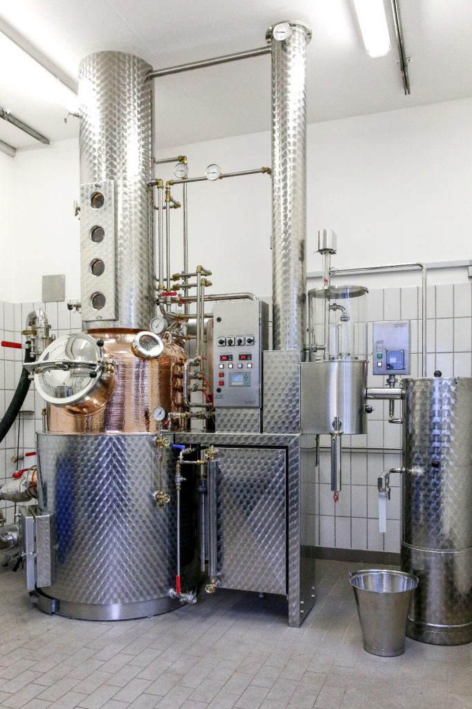Spirit of FullMoon, Edgar Layher, Christoph Jäger, Chris & Eddy, Schnaps, Obstbrand, Spirituose, Whisky, Apfelbrand, Apfel, Brennerei, Brennblase